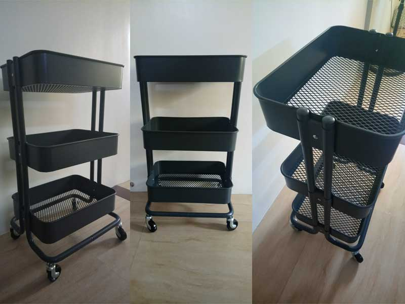 buying an ikea raskog utility cart online little papers collection. Black Bedroom Furniture Sets. Home Design Ideas